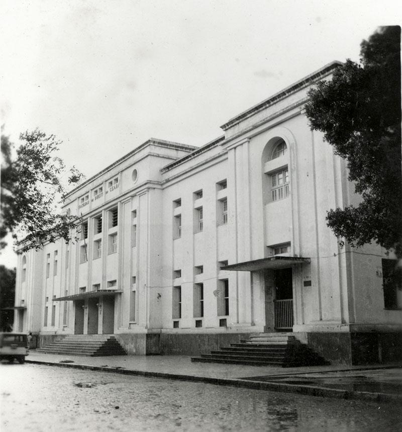 Faculdade de Direito, 1962.