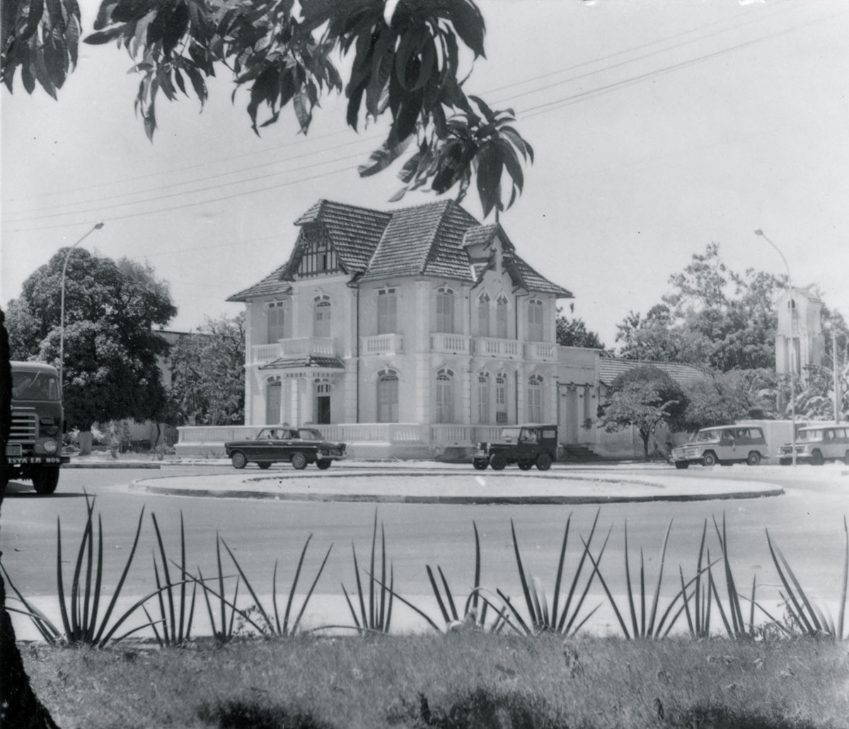 Centro de Cultura Germânica, 1965.