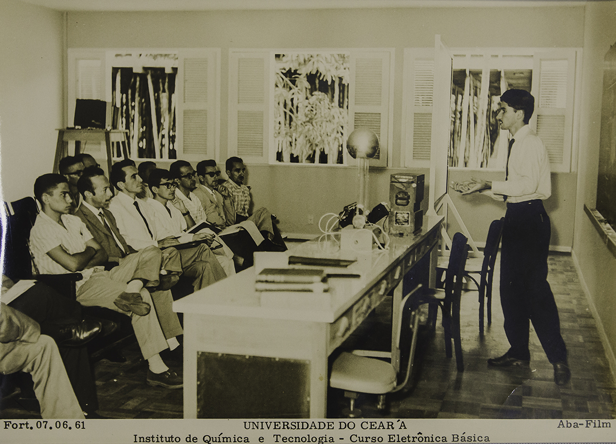 3. Instituto de Química e Tecnologia - 1961