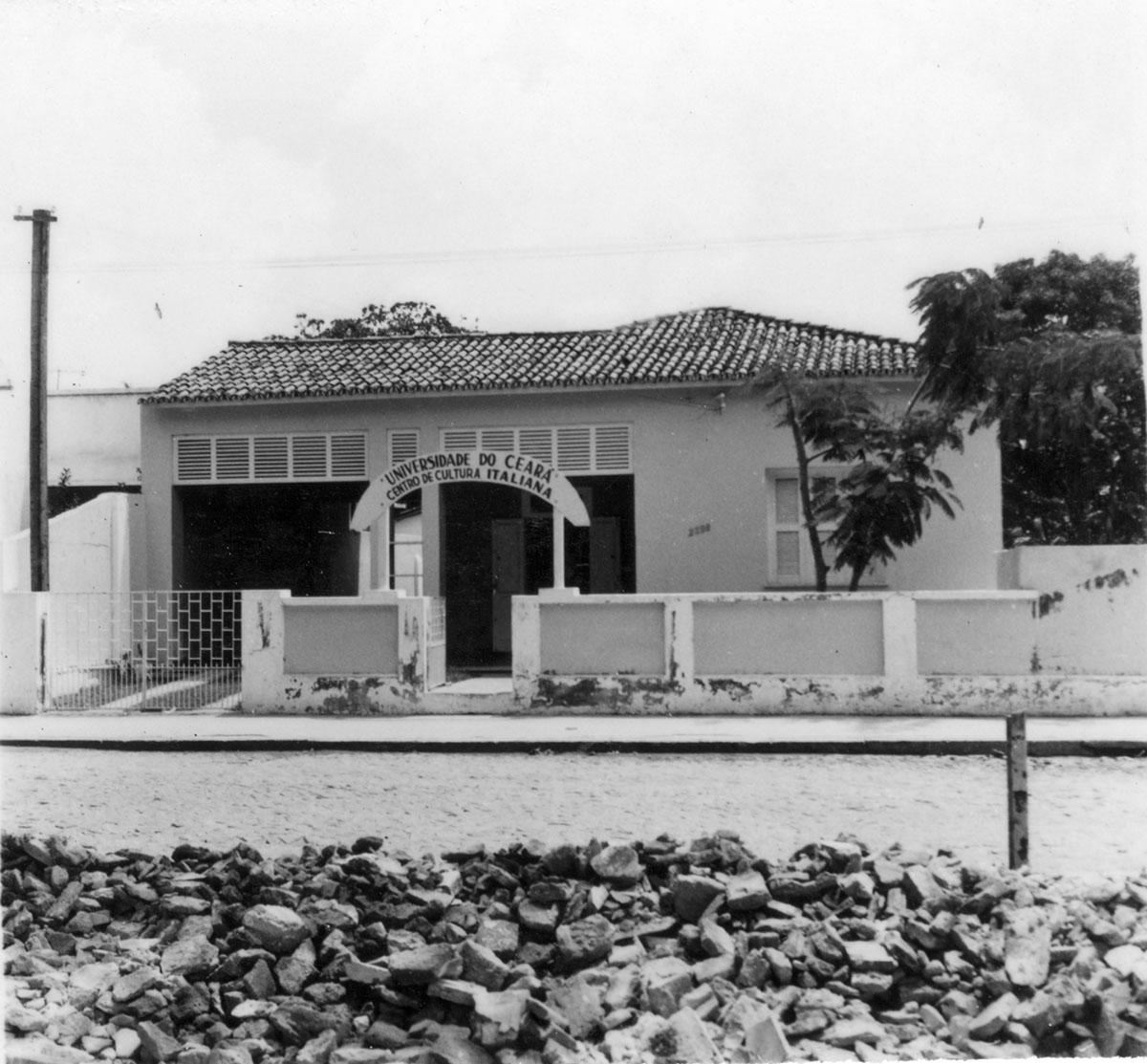 Centro de Cultura Italiana - 1965