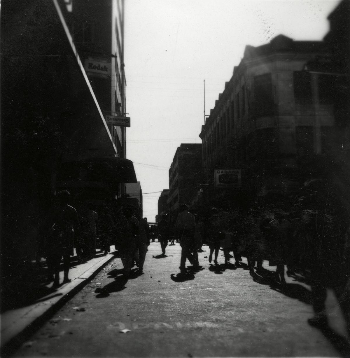 Ato no Centro de Fortaleza, Greve do Terço, 1962.