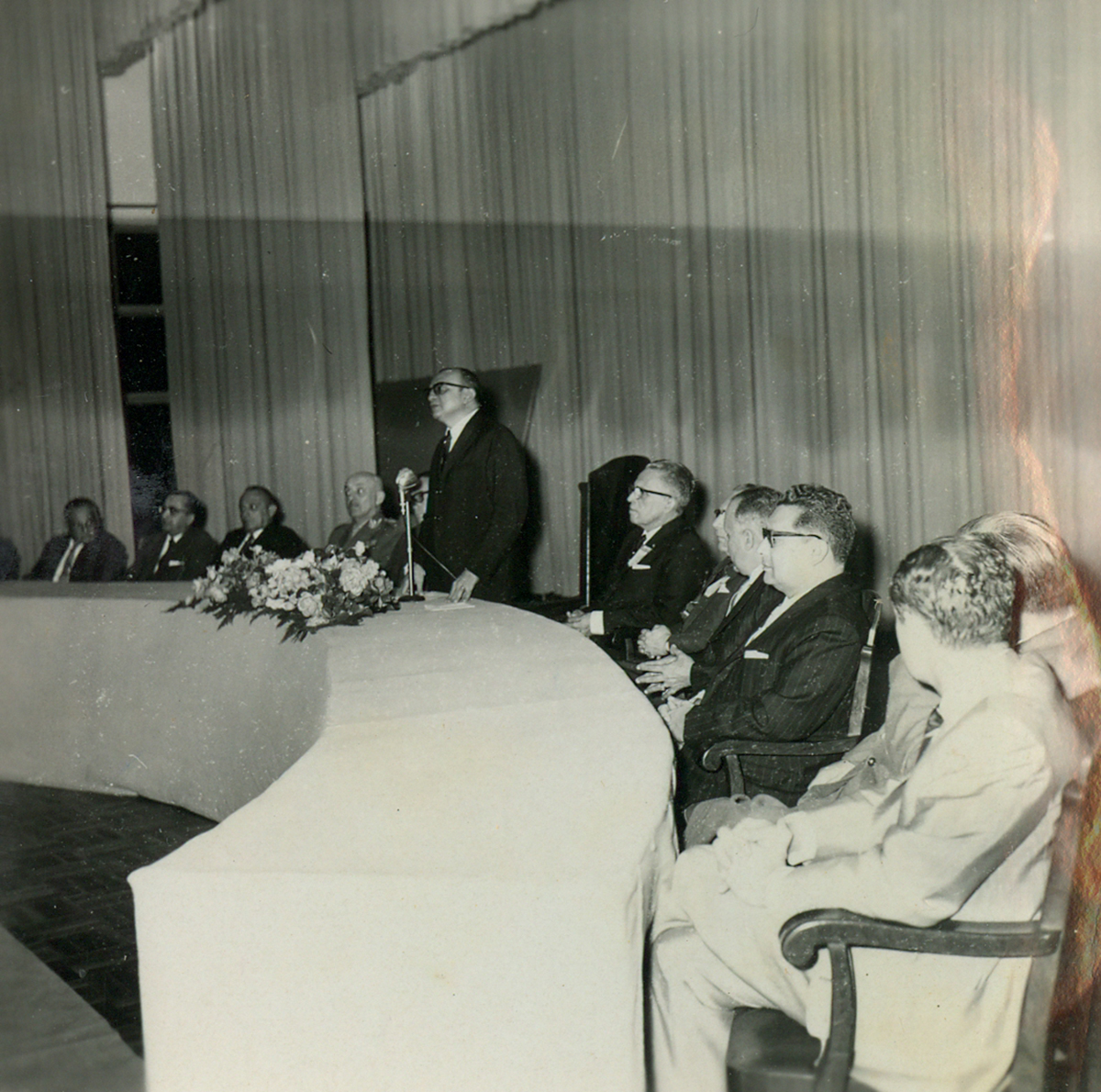 Abertura do IV Congresso Nacional de Filosofia