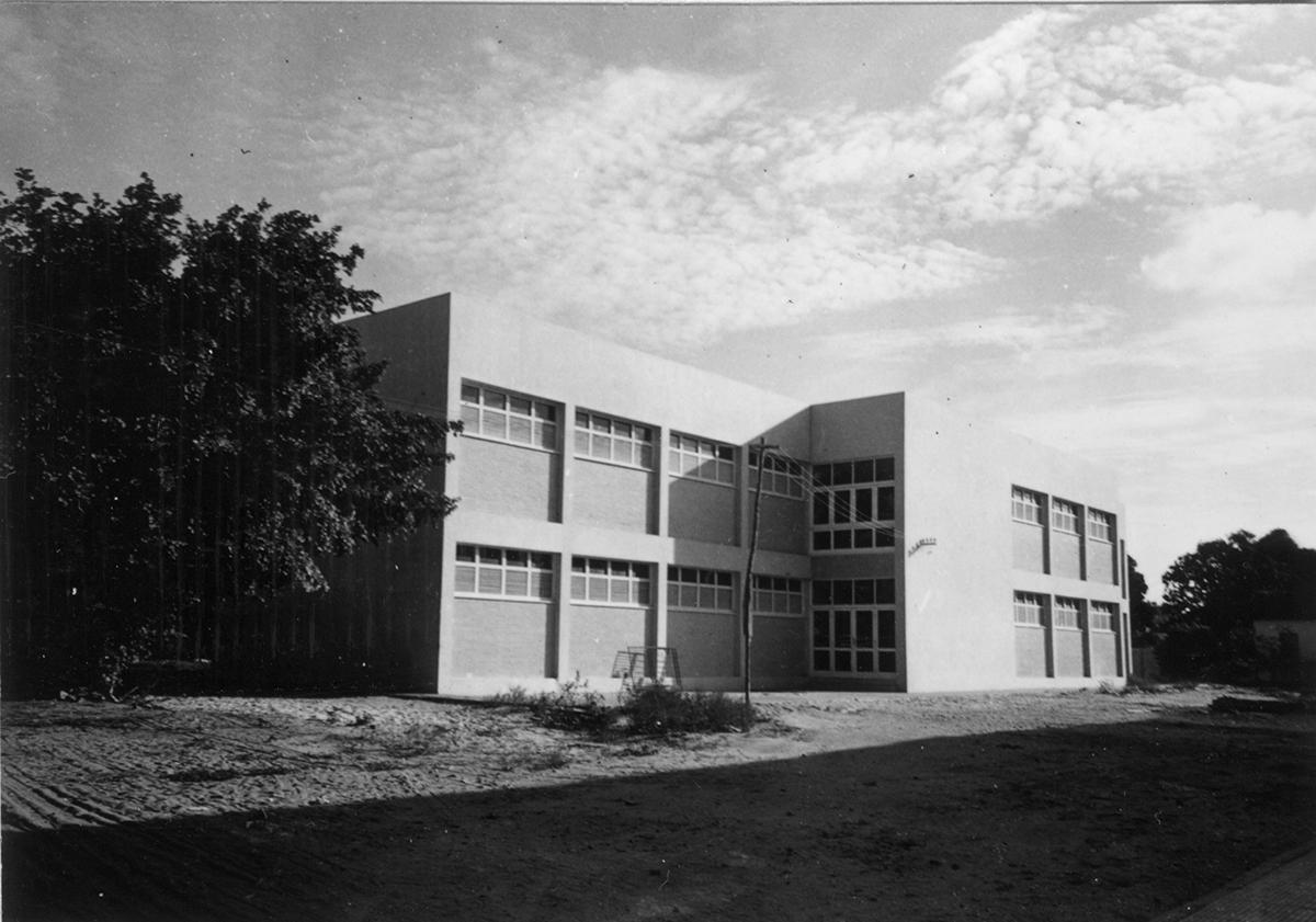 FFCL - Novas edificações - 1965