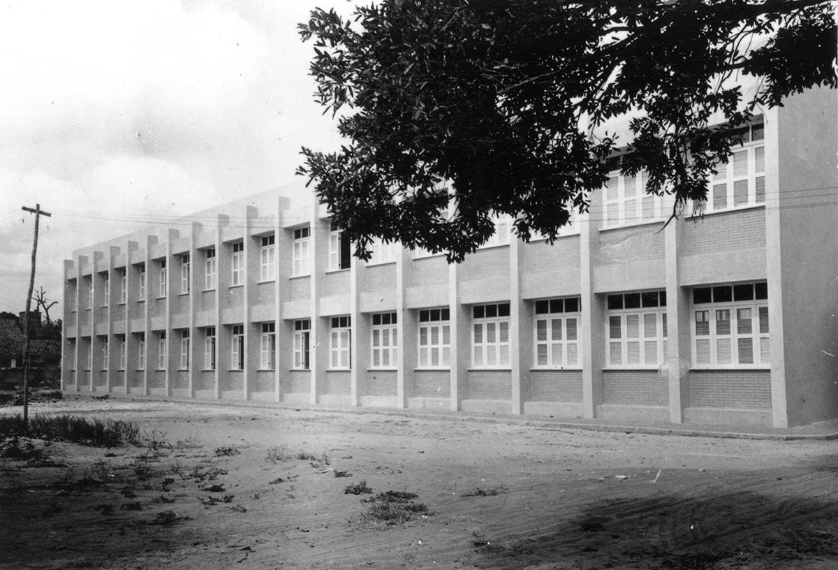 FFCL - Novas edificções - 1965
