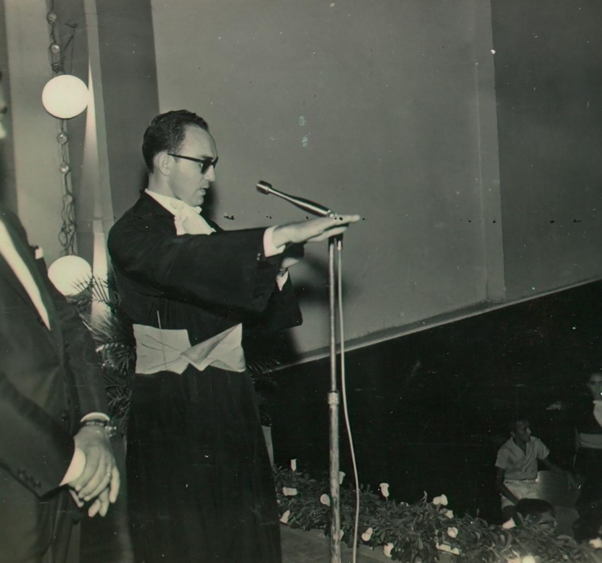 Faculdade de Filosofia de Sobral (Colação de Grau - 08-12-1964)