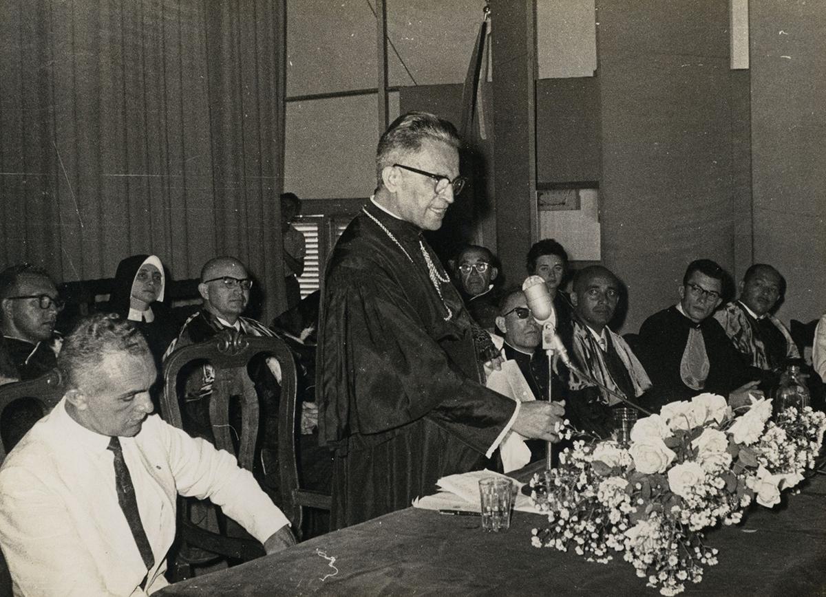 Instalação da Faculdade de Filosofia do Crato (15 de maio de 1960)