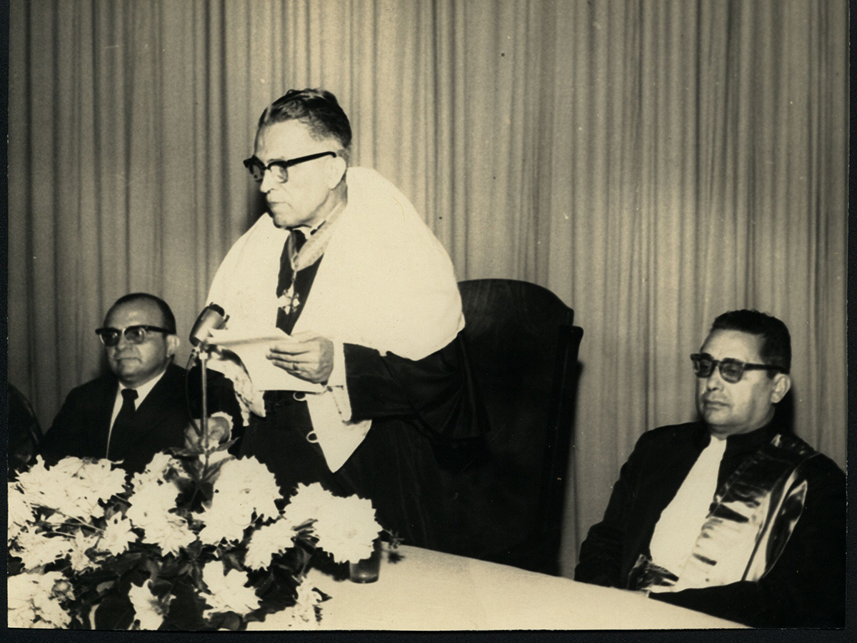 Instalação da Faculdade de Filosofia de Sobral (Março de 1961)