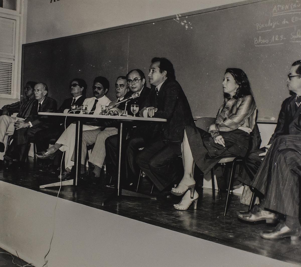 Simpósio - Auditório José Albano - 23.06.1978